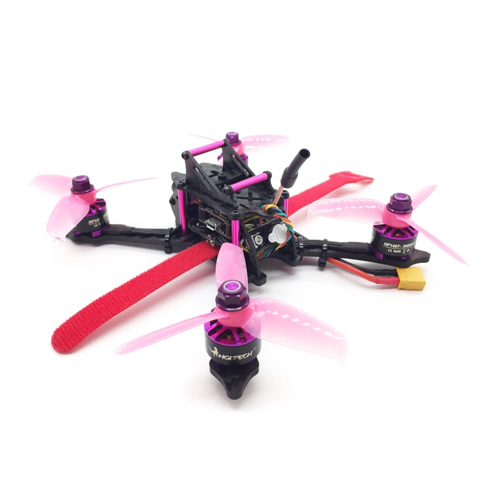fpv-racing-drones HGLRC XJB-145MM FPV Racing Drone BNF Compatible FrSky XM+ Receiver Omnibus F4 28A 2-4S Blheli_S ESC RC1342752 9