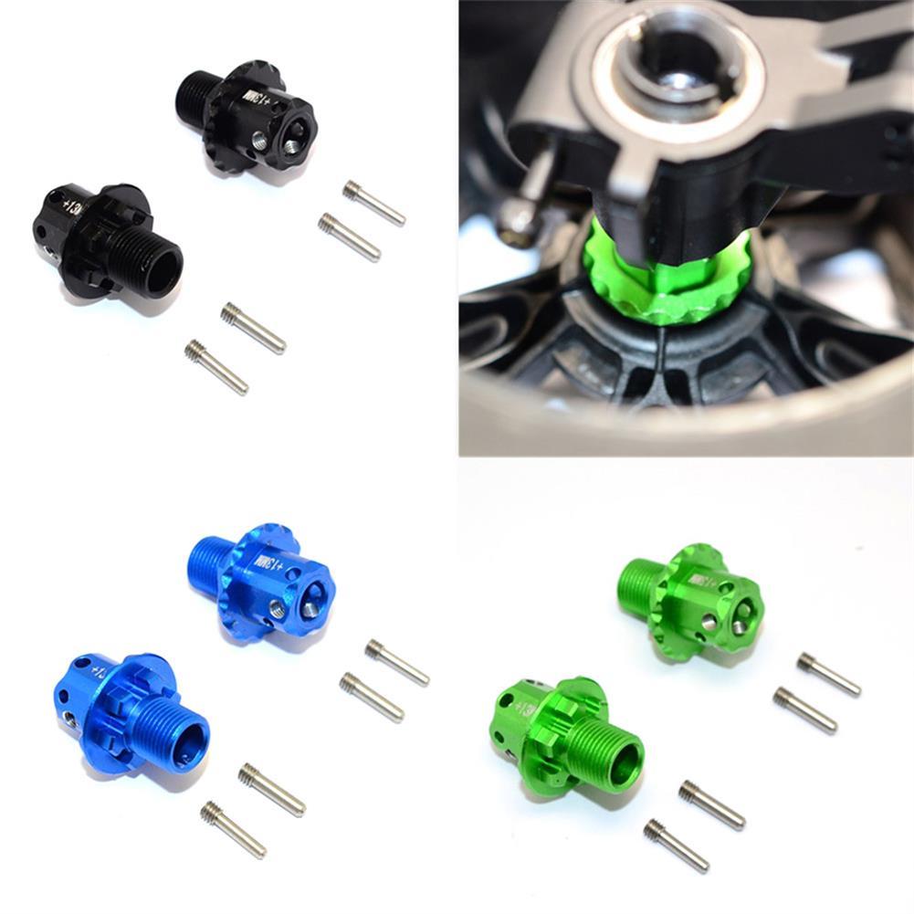 rc-car-parts Aluminum Lengthen 13mm Hexagon Adapter For ARRMA KRATON SENTON RC Car Parts RC1343077