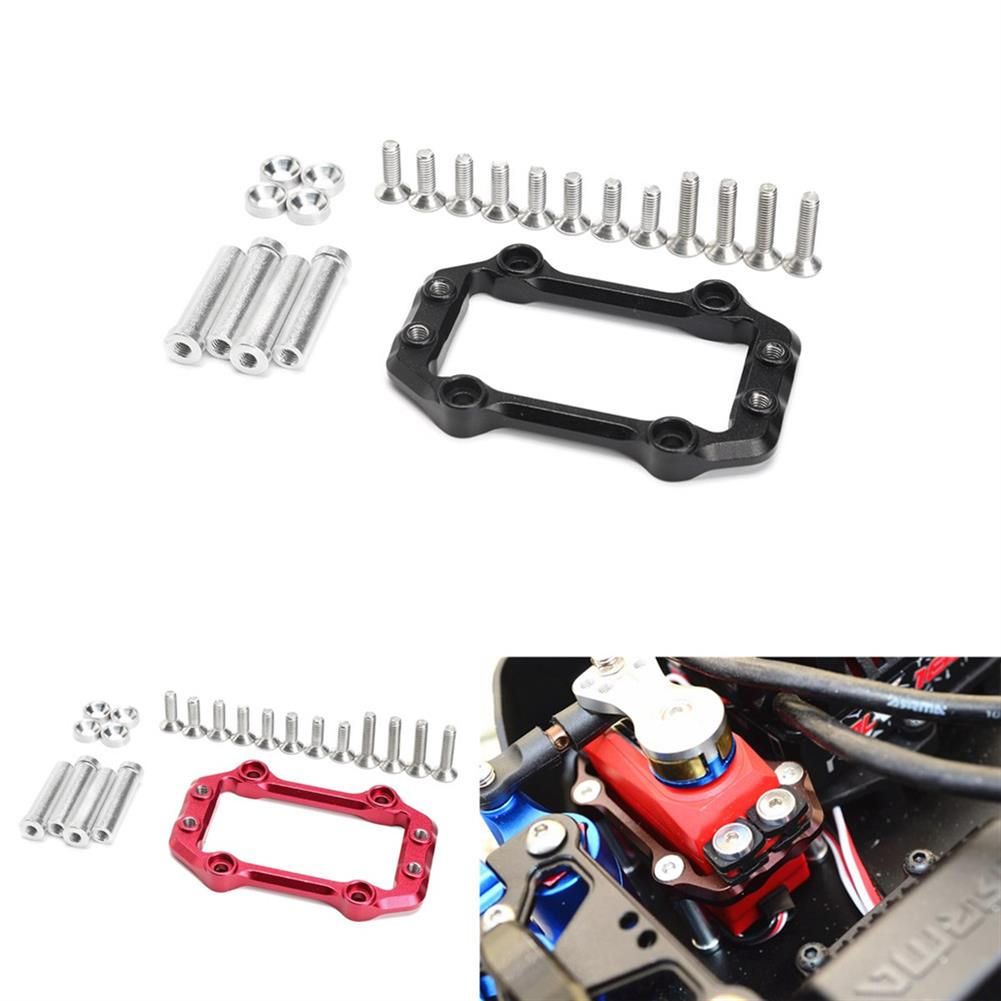 rc-car-parts Aluminum Steering Servo Mount For Arrma Kraton Senton Tailon Typhon Outcast RC Car Parts RC1343111