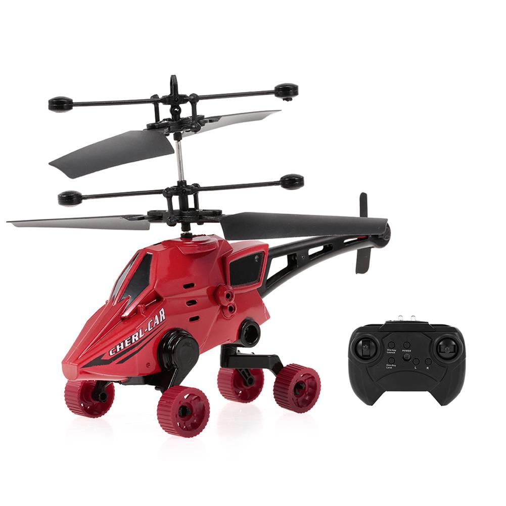 rc-helicopter CX108 3CH Infrared Remote Control RC Helicopter Land Air Vehicle Toy for Children Kids RC1343896