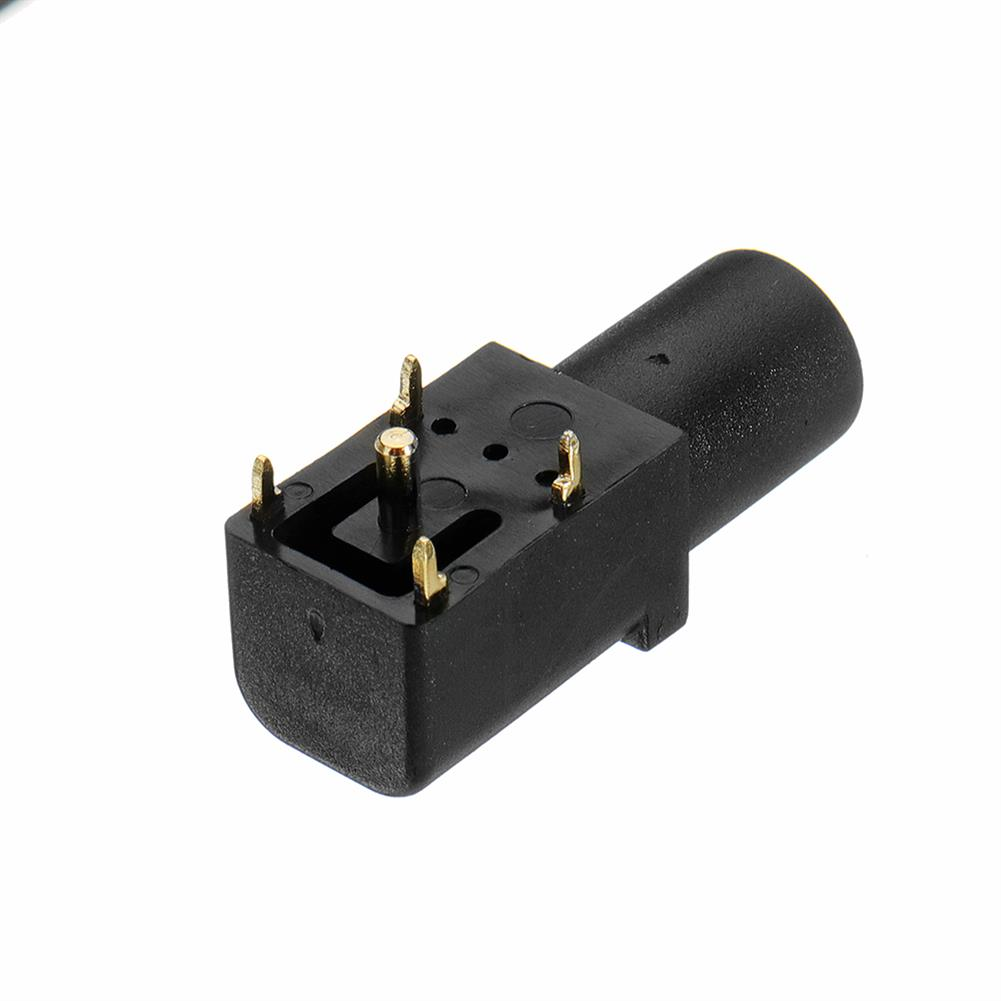 connector-cable-wire Amass 4mm 24A 1000V Banana Plug Connector for PCB Board RC1343899 5