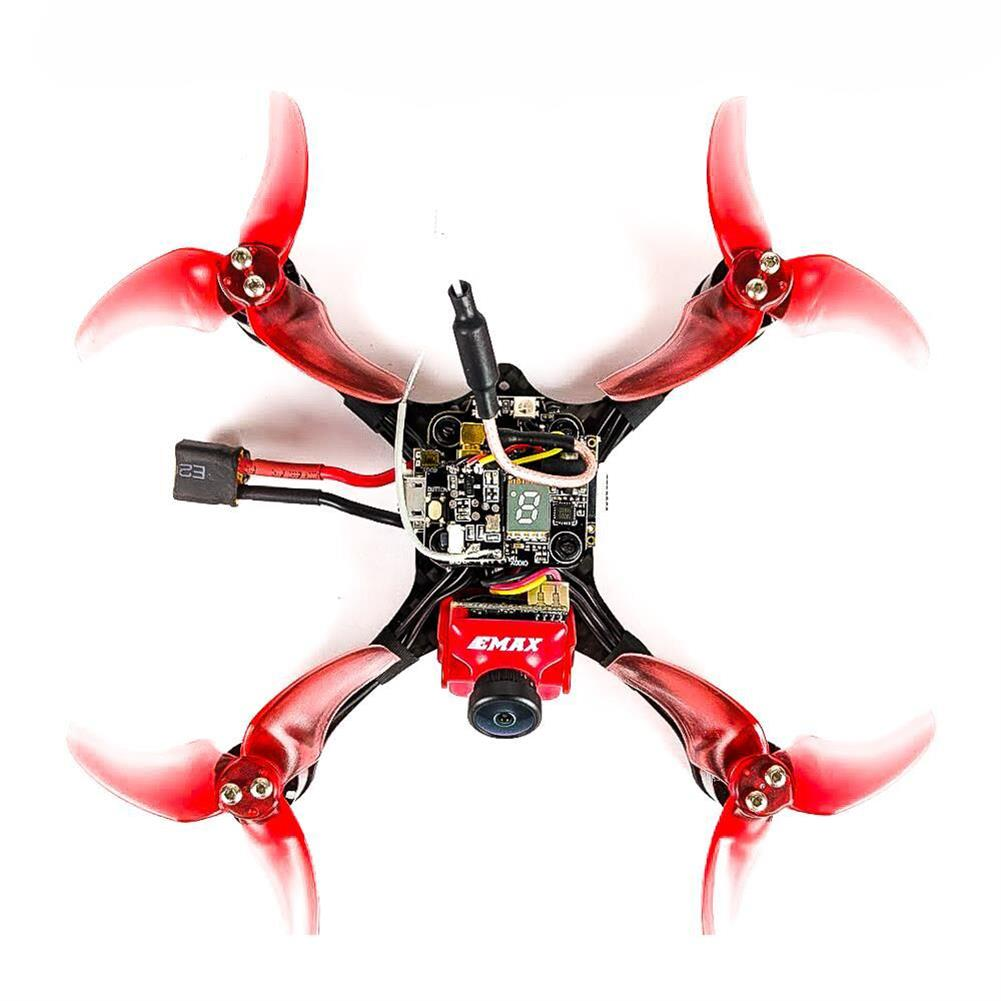 fpv-racing-drones Emax Babyhawk R Pro 2.5 Inch 120mm FPV Racing Drone PNP/BNF Magnum F4 25A Blheli_32 Smart Audio VTX RC1348185 1