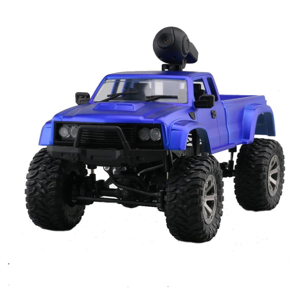 rc-cars Fayee FY002A 1/16 2.4G 4WD Rc Car 720P HD WIFI FPV Off-road Military Truck W/LED Light RTR Toy RC1348381