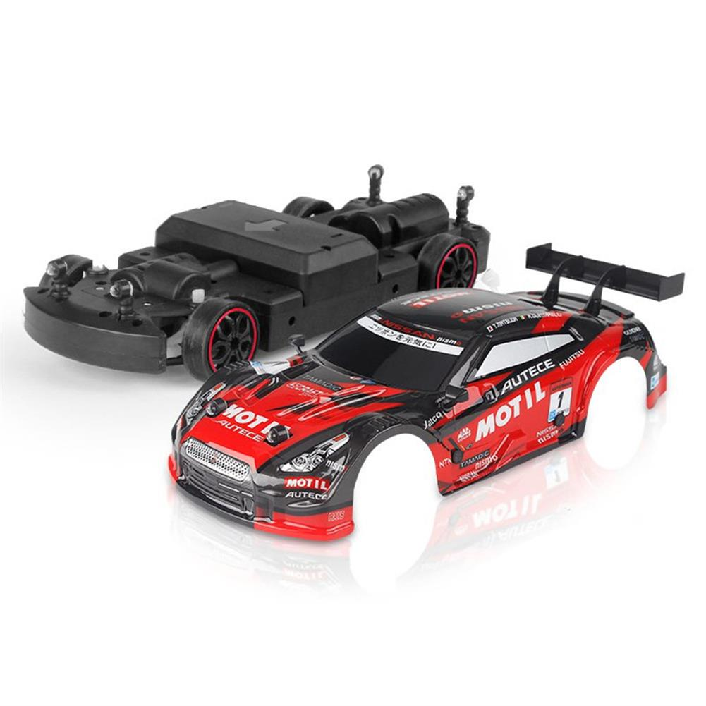 rc-cars 1/16 2.4G 4WD 28cm Drift Rc Car 28km/h With Front LED Light RTR Toy RC1348997 5