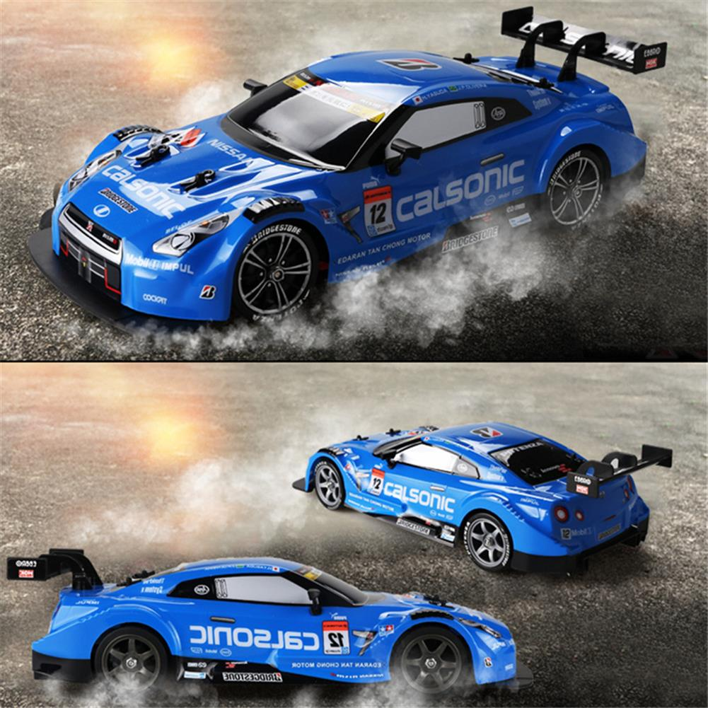 rc-cars 1/16 2.4G 4WD 28cm Drift Rc Car 28km/h With Front LED Light RTR Toy RC1348997 6