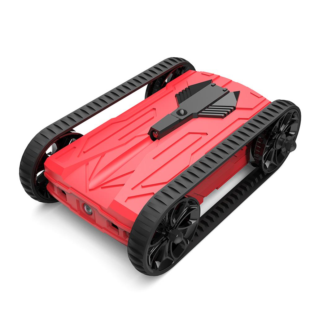 rc-tank Flytec 18203 141*107*46mm AR Battle RC Tank 480P WIFI FPV Image Transmission App Control W/ Light RC1349676 8