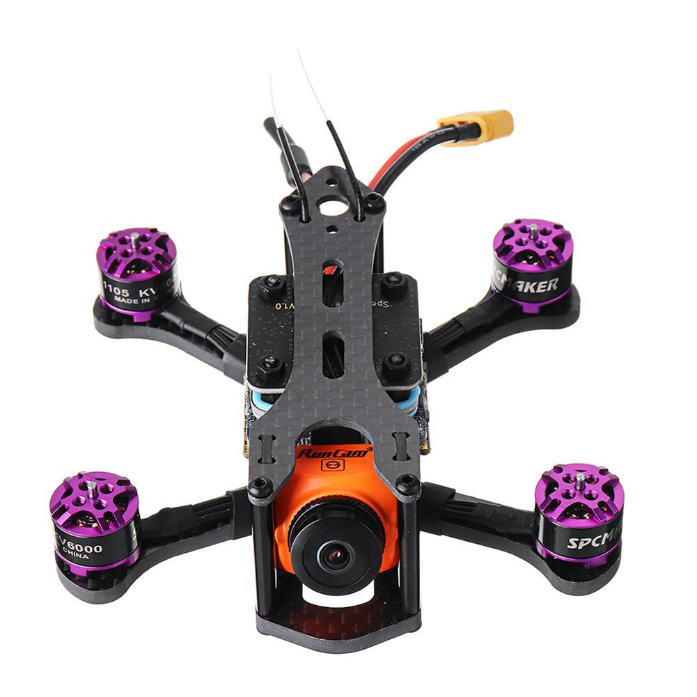 fpv-racing-drones SPCMaker SPC K1 95mm Omnibus F4 20A BL_S FPV Racing Drone PNP BNF w/ RunCam Split Mini 2 Camera RC1357411 3