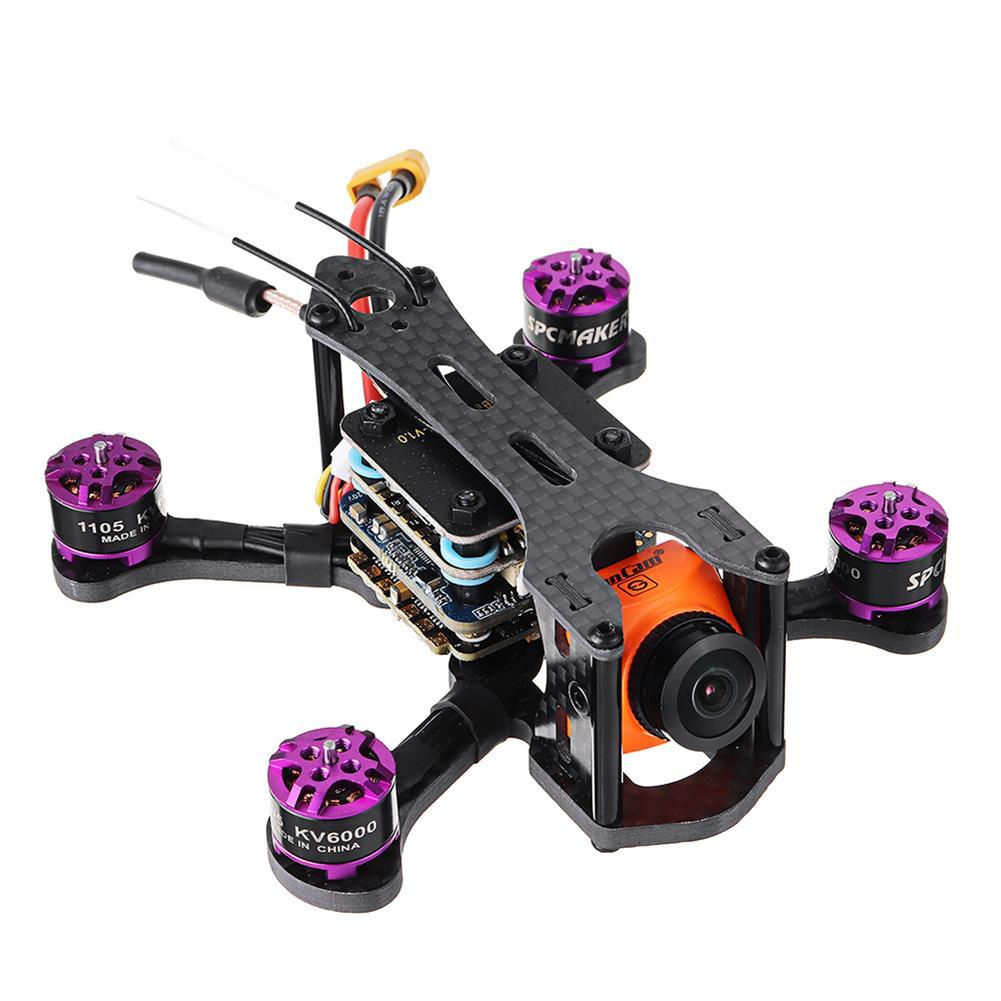 fpv-racing-drones SPCMaker SPC K1 95mm Omnibus F4 20A BL_S FPV Racing Drone PNP BNF w/ RunCam Split Mini 2 Camera RC1357411 4