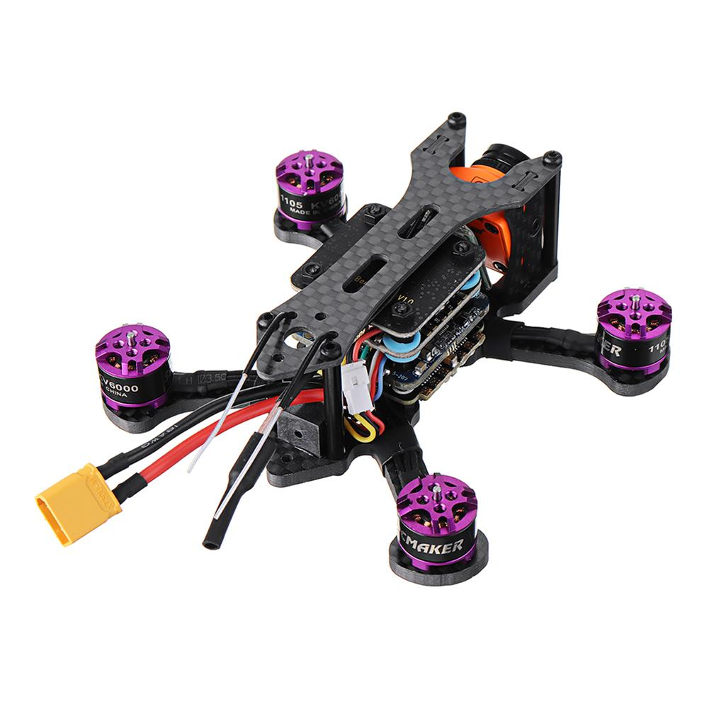 fpv-racing-drones SPCMaker SPC K1 95mm Omnibus F4 20A BL_S FPV Racing Drone PNP BNF w/ RunCam Split Mini 2 Camera RC1357411 5