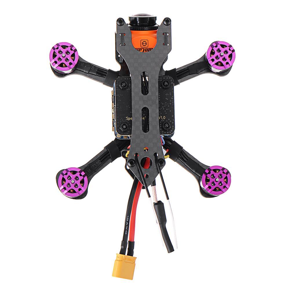 fpv-racing-drones SPCMaker SPC K1 95mm Omnibus F4 20A BL_S FPV Racing Drone PNP BNF w/ RunCam Split Mini 2 Camera RC1357411 6