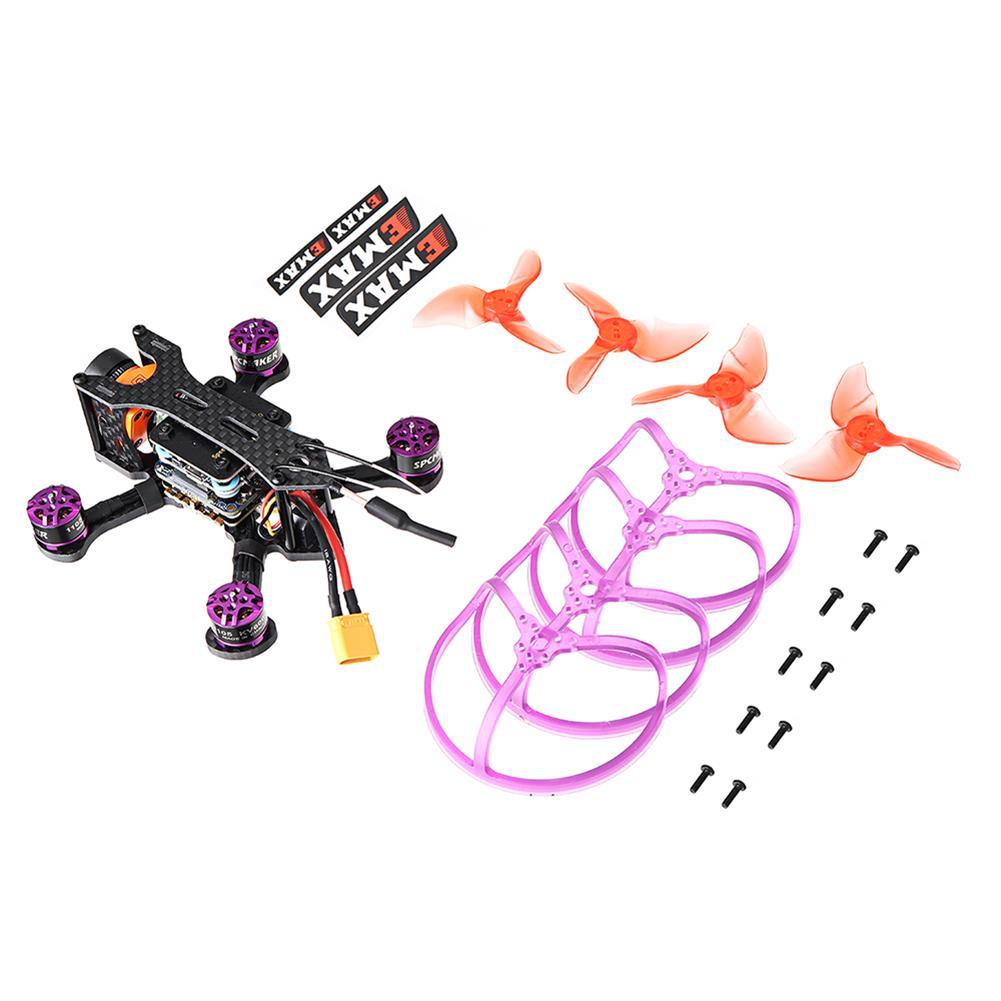 fpv-racing-drones SPCMaker SPC K1 95mm Omnibus F4 20A BL_S FPV Racing Drone PNP BNF w/ RunCam Split Mini 2 Camera RC1357411 9