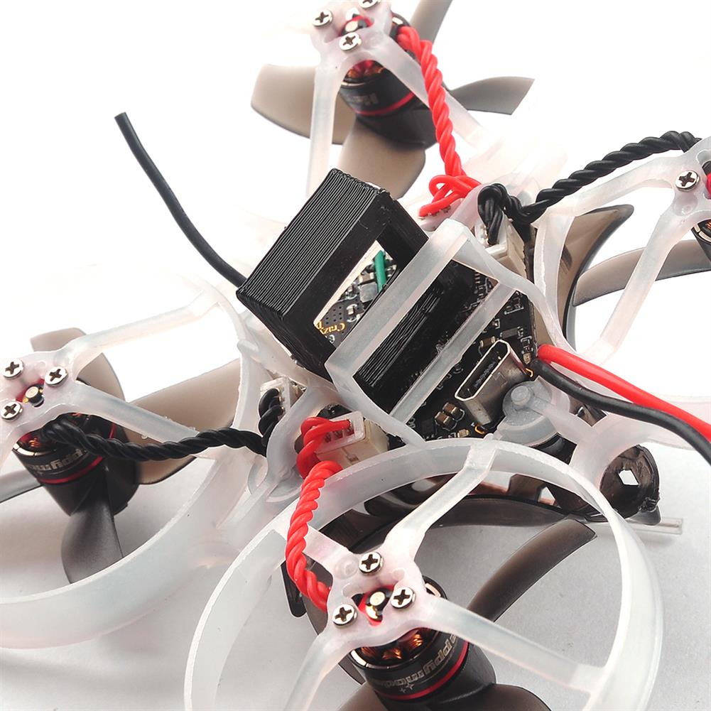 fpv-racing-drones Happymodel Mobula7 75mm Crazybee F3 Pro OSD 2S Whoop FPV Racing Drone w/ Upgrade BB2 ESC 700TVL BNF RC1357971 6