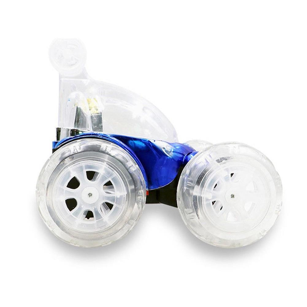 rc-cars 1/18 Rechargeable Rc Stunt Car 360 Degree Rotation with Flashing LED Light Toy RC1359518 4