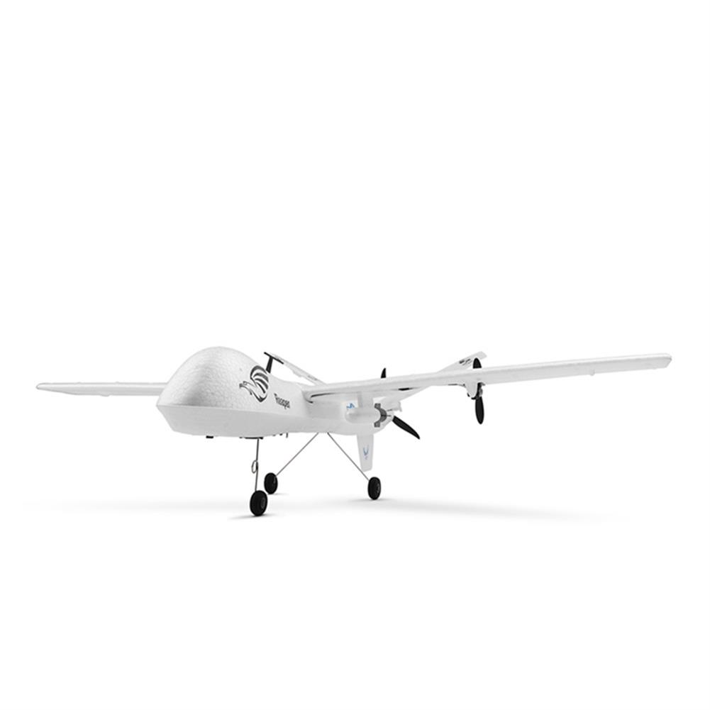 rc-airplanes XK A110 Predator MQ-9 EPP 565mm Wingspan 2.4G 3CH DIY Glider RC Airplane RTF Built-in Gyro RC1360781 6