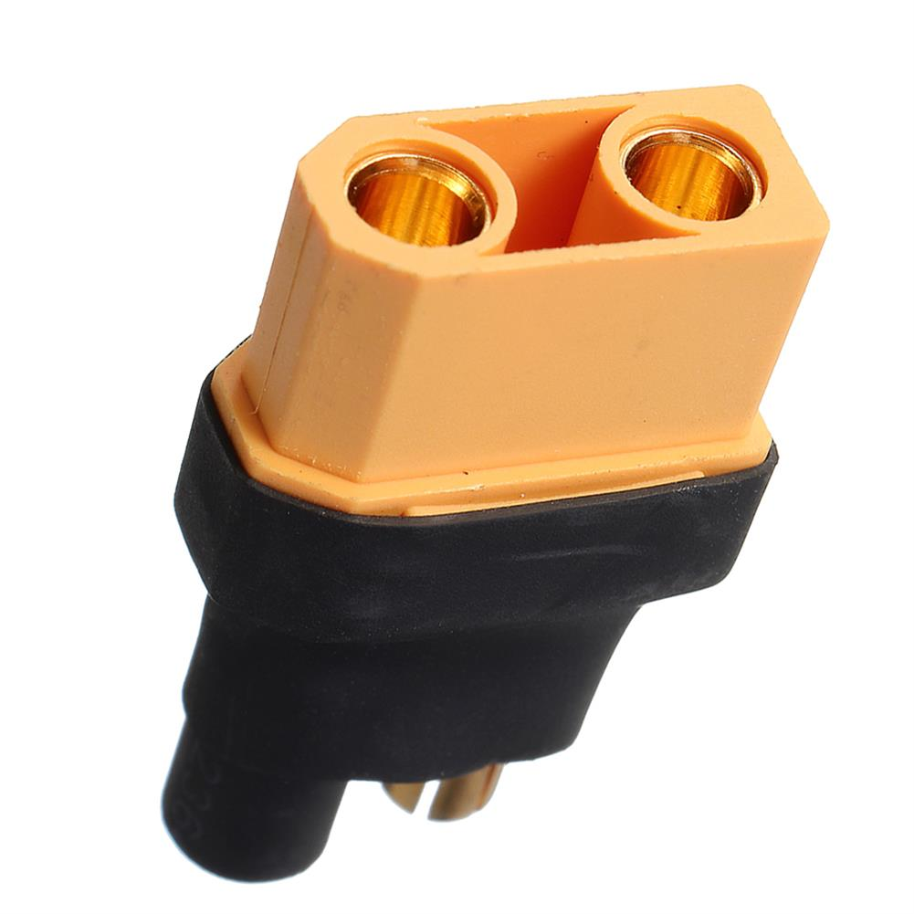 connector-cable-wire XT90 Male Female To HXT 5.5mm Male Bullet Connector Plug Adapter RC1360832 3