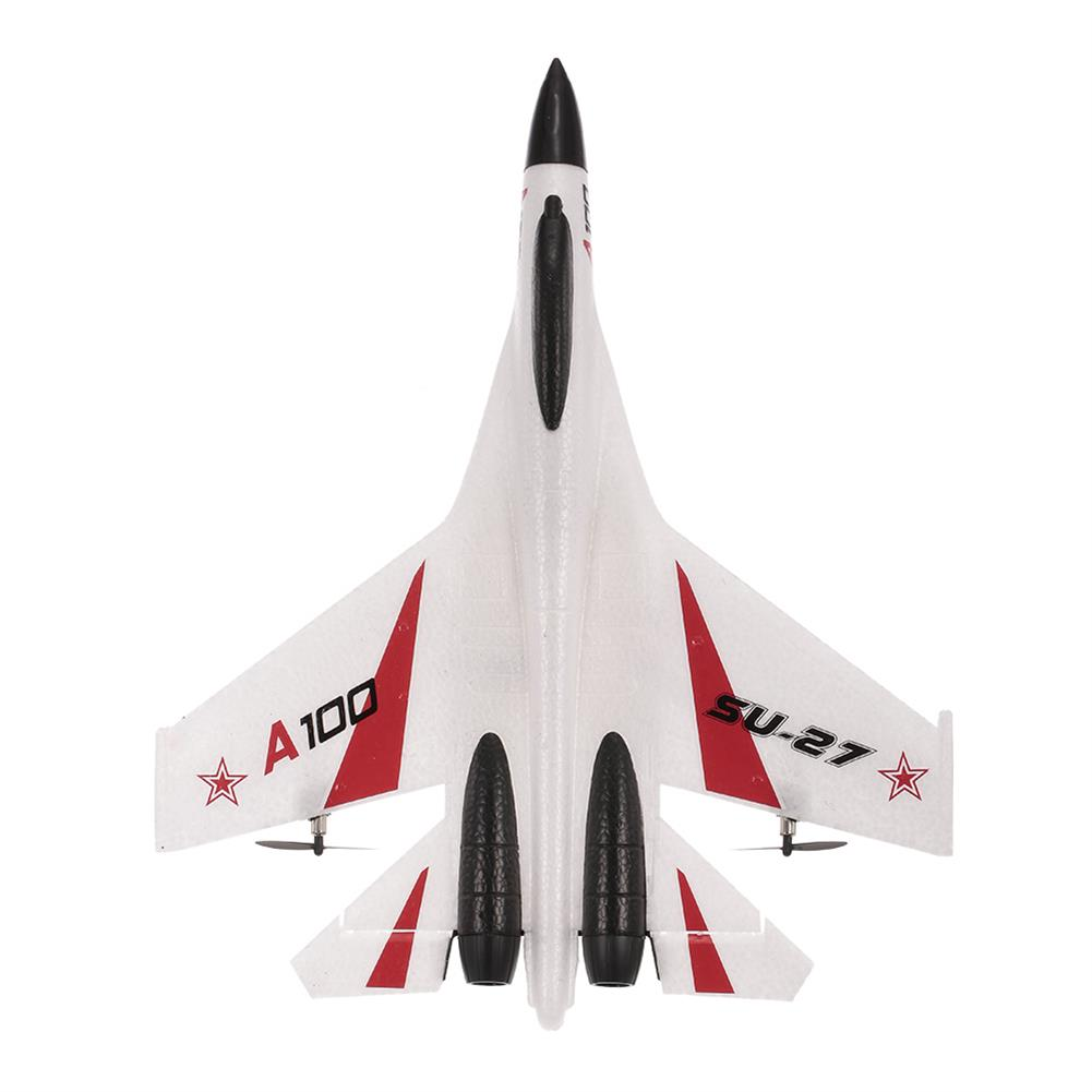 rc-airplanes XK A100-SU27 EPP 340mm Wingspan 2.4G 3CH RC Airplane Fixed Wing Plane Aircraft RC1365482 3