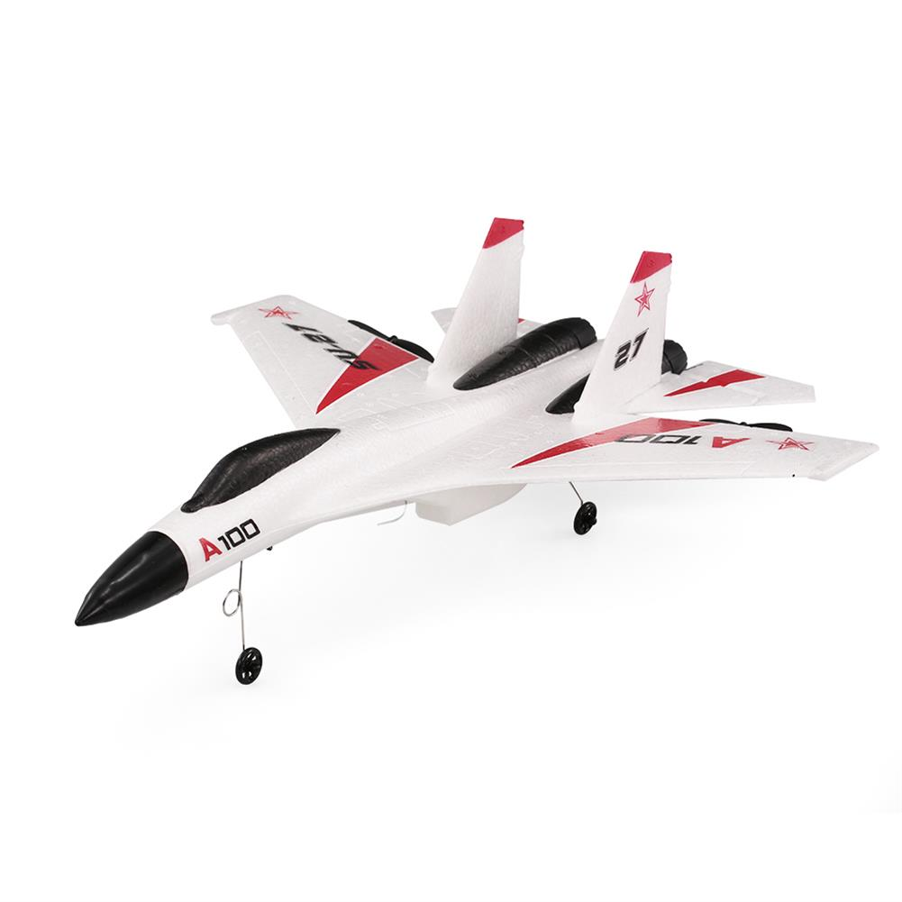 rc-airplanes XK A100-SU27 EPP 340mm Wingspan 2.4G 3CH RC Airplane Fixed Wing Plane Aircraft RC1365482 5