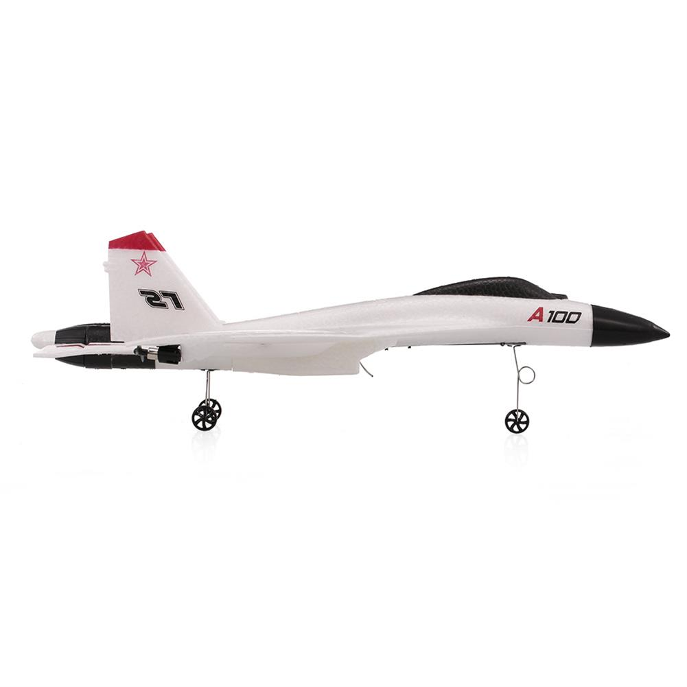 rc-airplanes XK A100-SU27 EPP 340mm Wingspan 2.4G 3CH RC Airplane Fixed Wing Plane Aircraft RC1365482 6