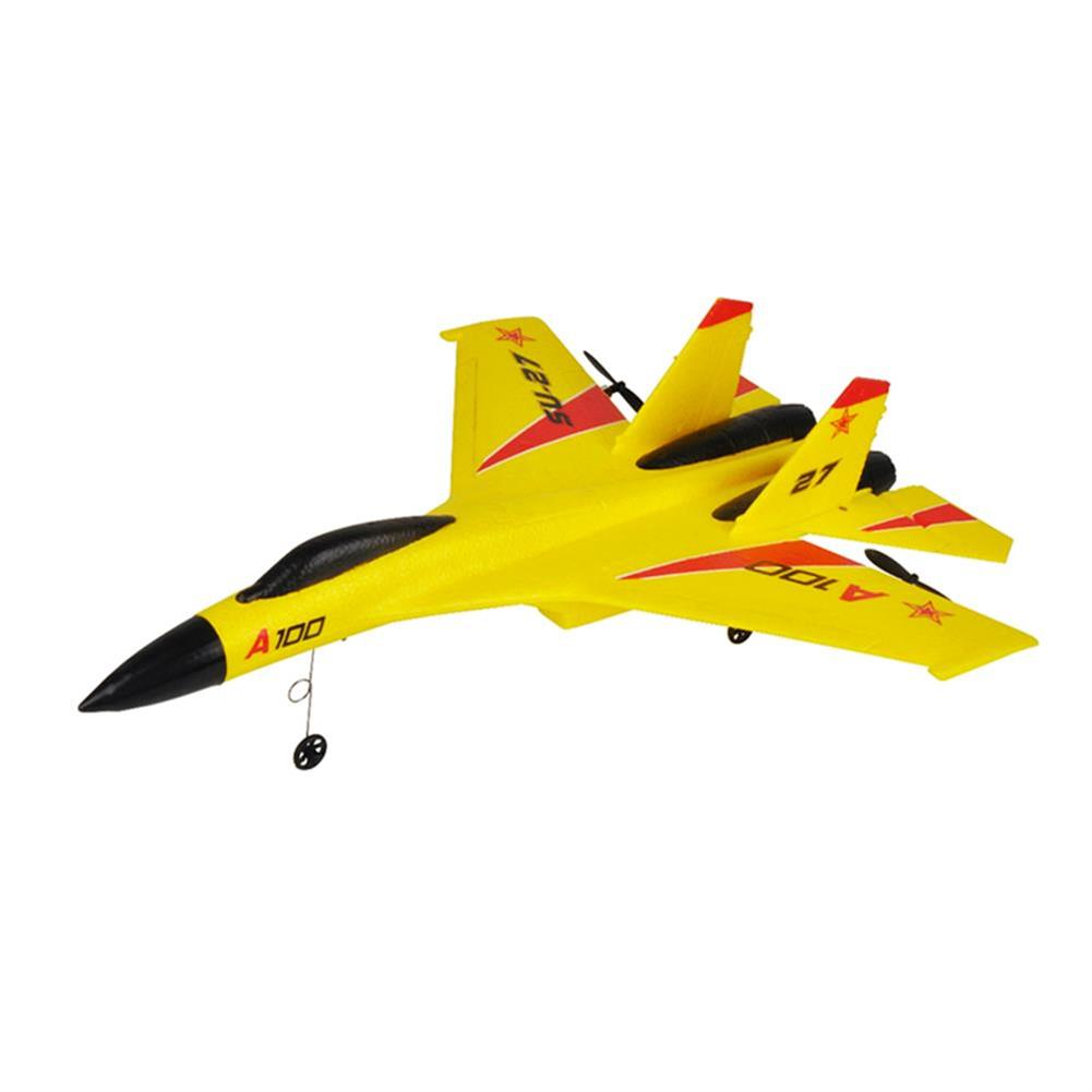 rc-airplanes XK A100-SU27 EPP 340mm Wingspan 2.4G 3CH RC Airplane Fixed Wing Plane Aircraft RC1365482 7
