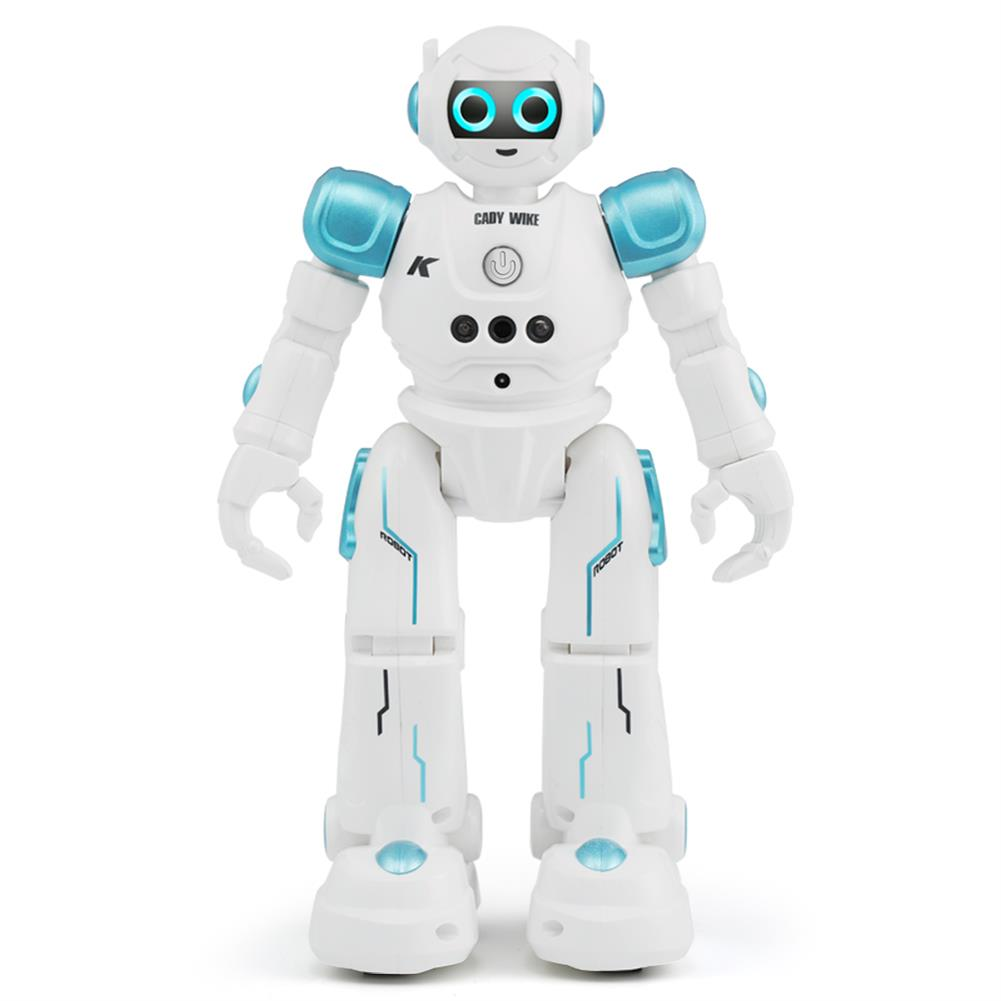 robot-toys JJRC R11 CADY WIKE Smart RC Robot Gesture Sensing Touch Intelligent Programming Dancing Patrol Toy RC1367359