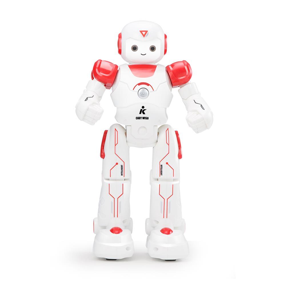 robot-toys JJRC R12 CADY WISO Smart RC Robot Intelligent Programming Singing Dancing Patrol Robot Toy RC1367361