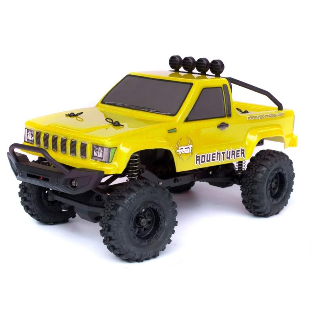 rc-cars RGT RC Car 1/24 136240 4WD 4x4 Lipo mini Monster Off Road Truck RTR Rock Crawler With Lights RC1370020 1