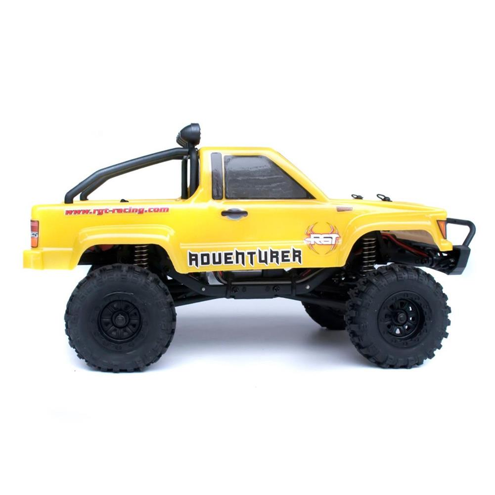 rc-cars RGT RC Car 1/24 136240 4WD 4x4 Lipo mini Monster Off Road Truck RTR Rock Crawler With Lights RC1370020 2