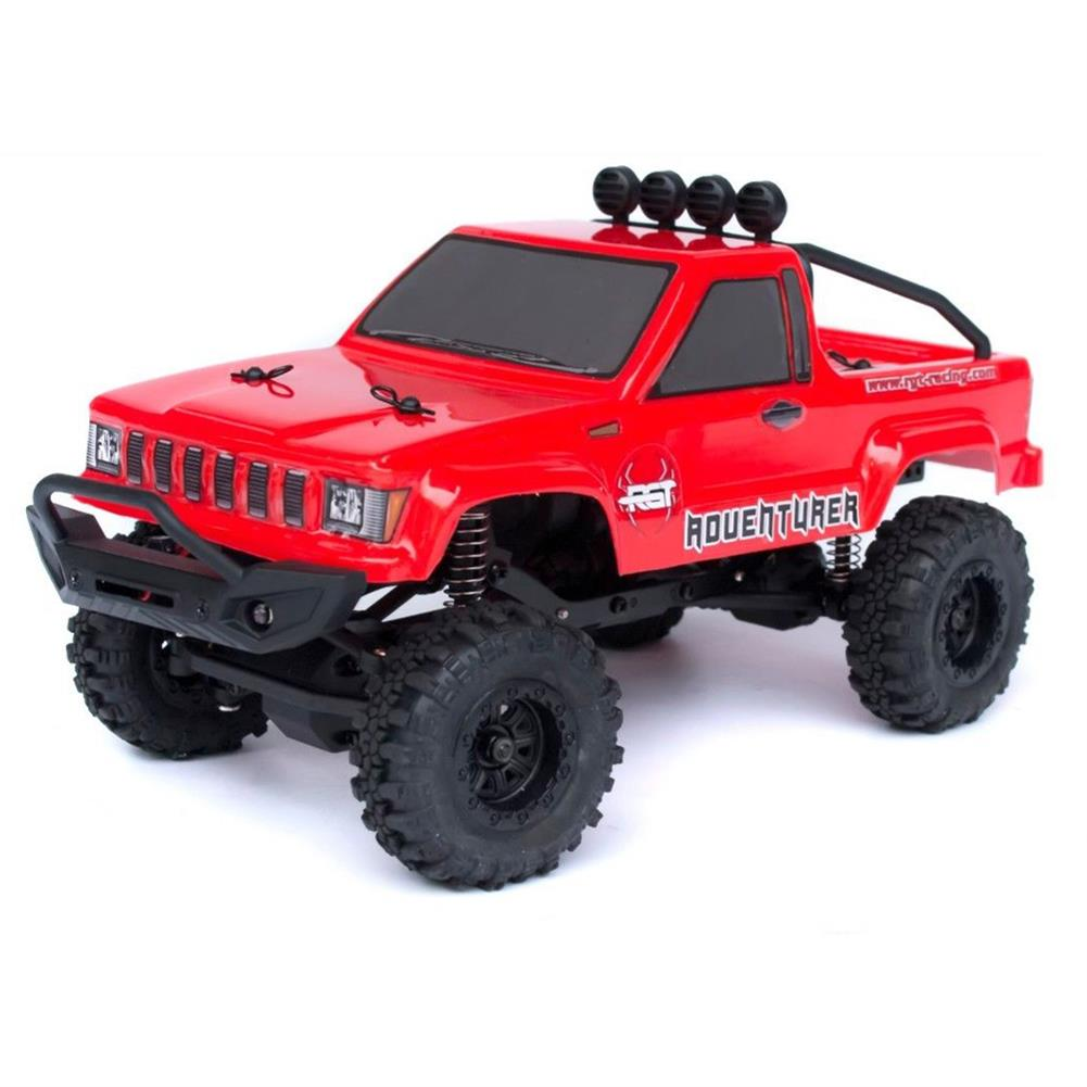 rc-cars RGT RC Car 1/24 136240 4WD 4x4 Lipo mini Monster Off Road Truck RTR Rock Crawler With Lights RC1370020 3