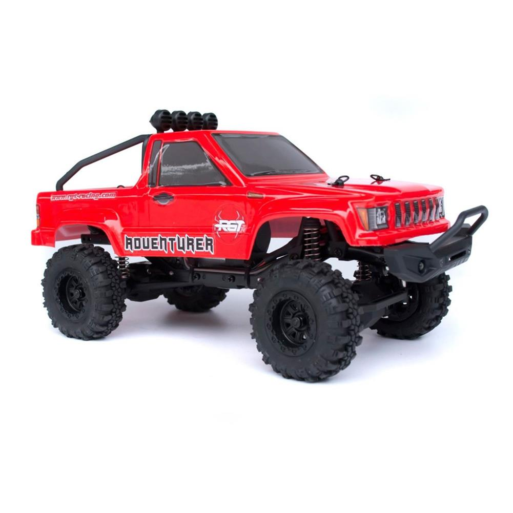 rc-cars RGT RC Car 1/24 136240 4WD 4x4 Lipo mini Monster Off Road Truck RTR Rock Crawler With Lights RC1370020 5