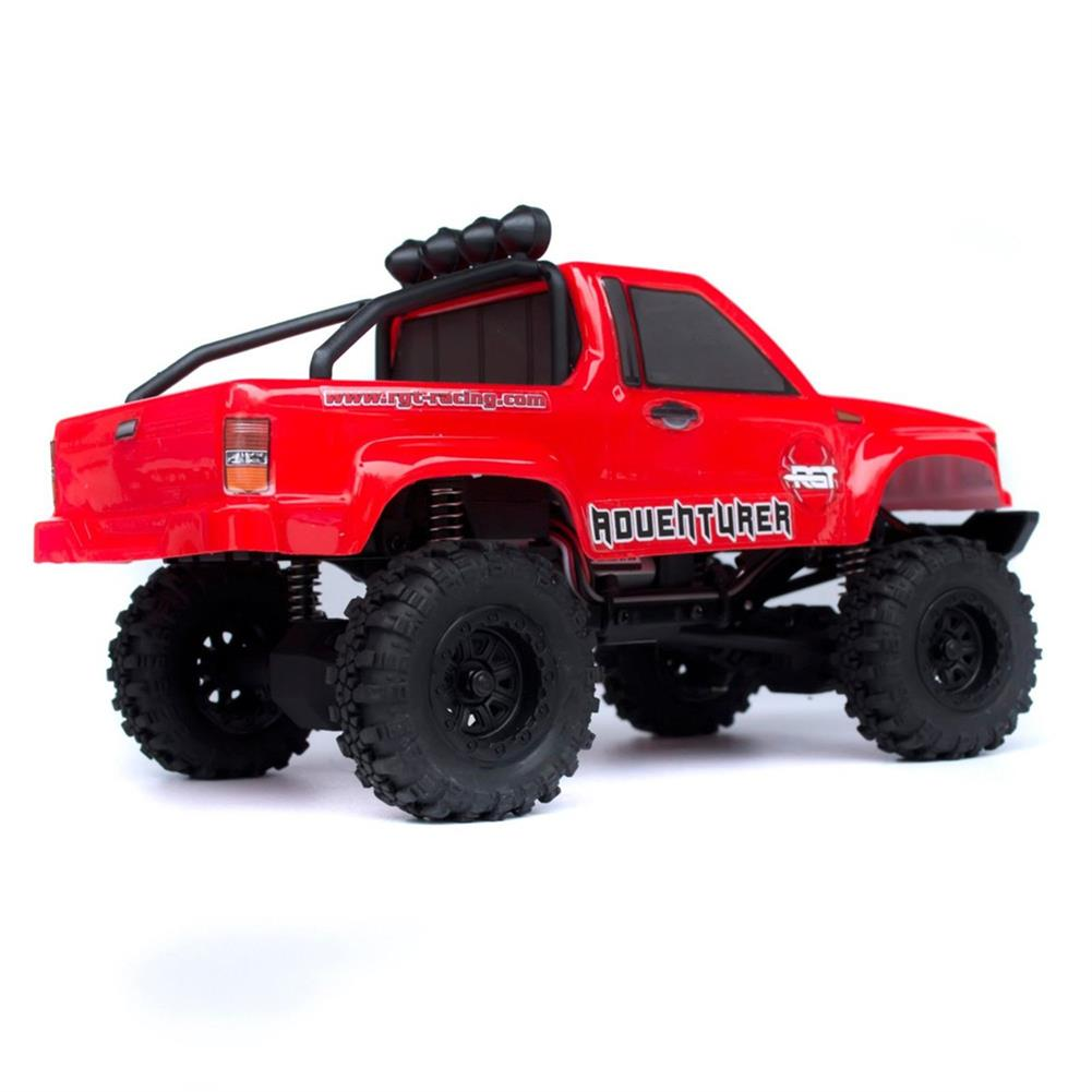 rc-cars RGT RC Car 1/24 136240 4WD 4x4 Lipo mini Monster Off Road Truck RTR Rock Crawler With Lights RC1370020 6
