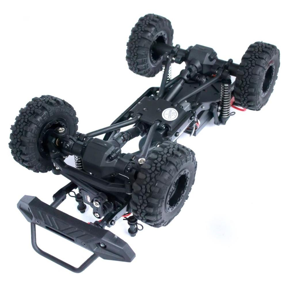 rc-cars RGT RC Car 1/24 136240 4WD 4x4 Lipo mini Monster Off Road Truck RTR Rock Crawler With Lights RC1370020 8