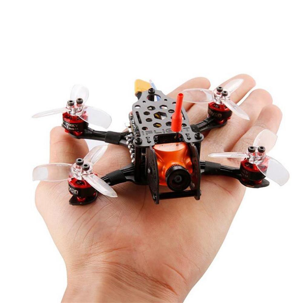 fpv-racing-drones iFlight iH2 95mm FPV Racing Drone PNP/BNF SucceX F4 FC 35A BLHeli_32 ESC RunCam TX200 2S RC1372753 2