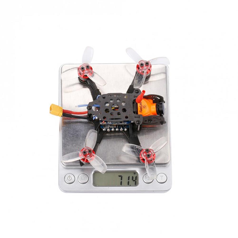 fpv-racing-drones iFlight iH2 95mm FPV Racing Drone PNP/BNF SucceX F4 FC 35A BLHeli_32 ESC RunCam TX200 2S RC1372753 4