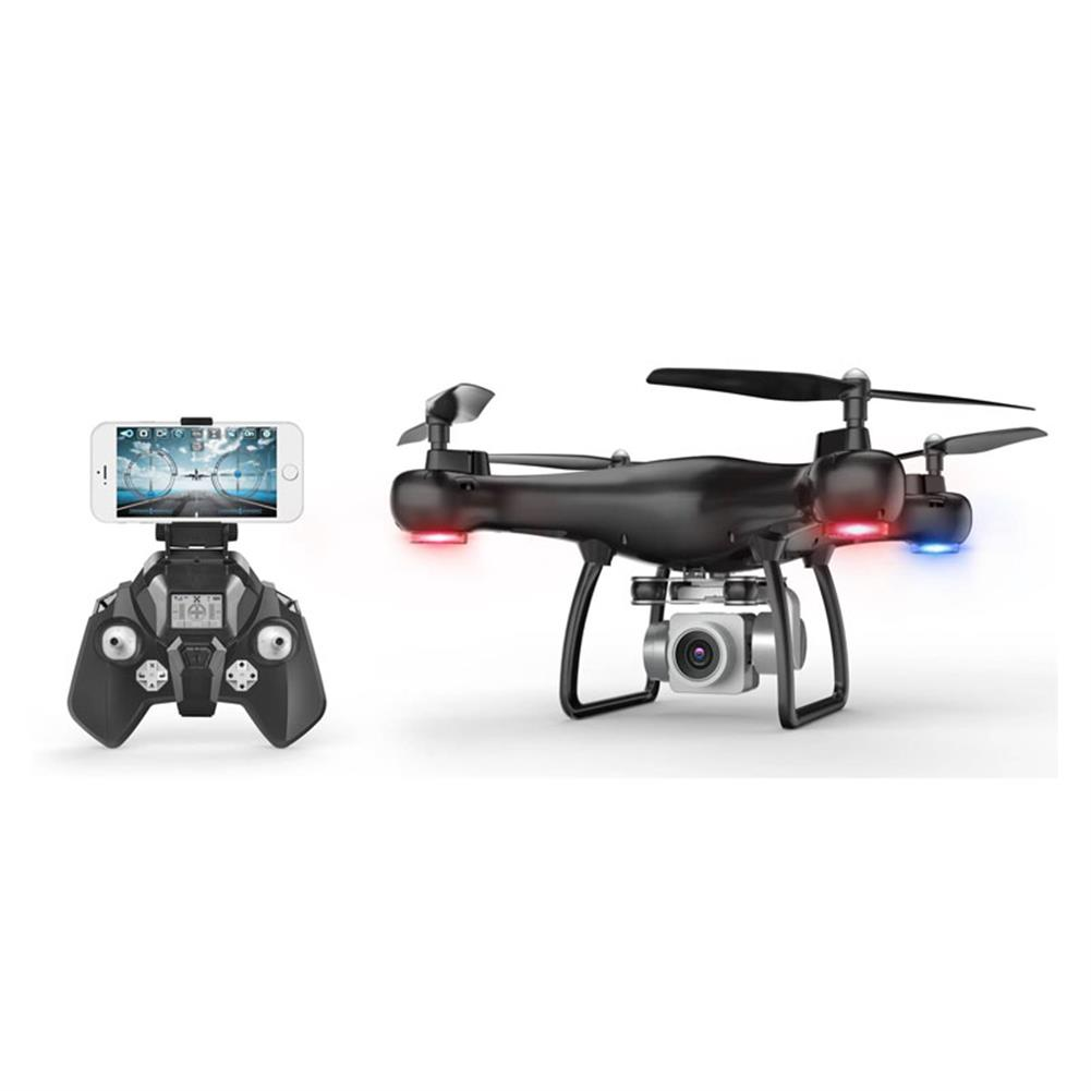rc-quadcopters S10T WIFI FPV 2.0MP Wide Angle Camera With Servo Optical Flow Attitude Hold RC Drone Quadcopter RC1373968 1