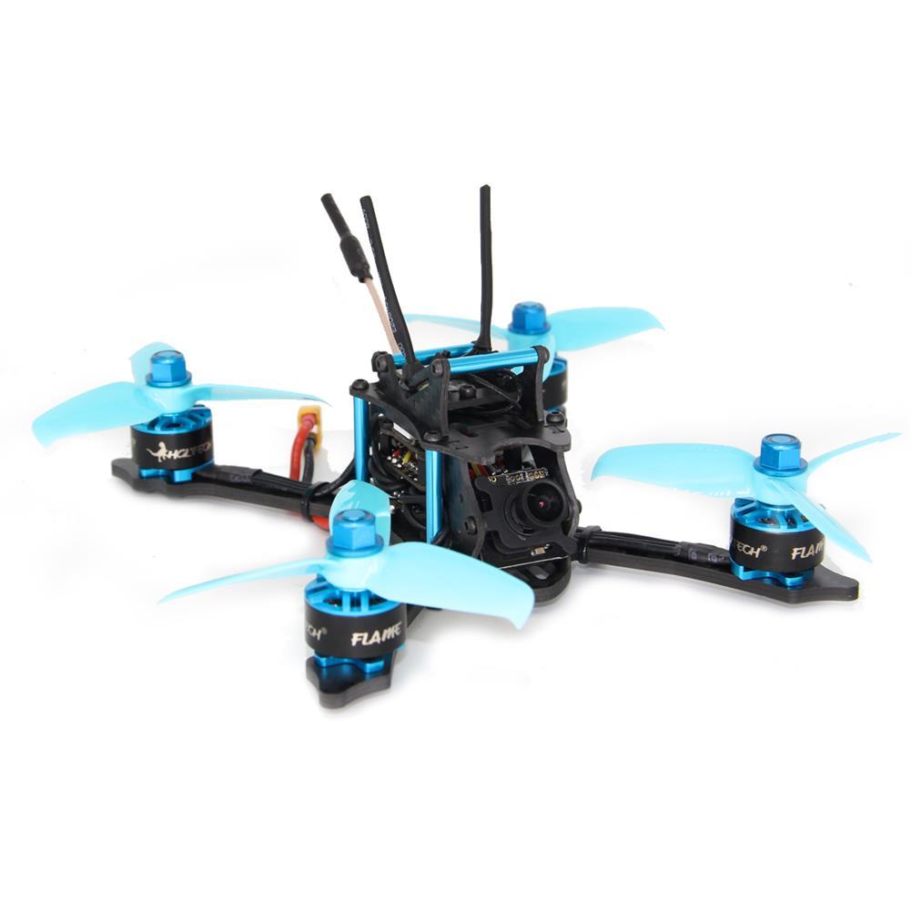 fpv-racing-drones HGLRC XJB-145 145mm F4 OSD Micro FPV Racing Drone BNF w/ Compatible Flysky A8S V2 Receiver AURORA HD FPV Camera RC1375220