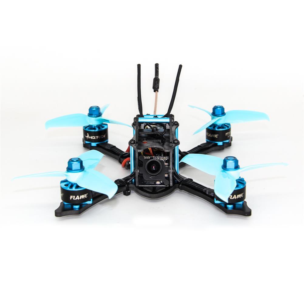 fpv-racing-drones HGLRC XJB-145 145mm F4 OSD Micro FPV Racing Drone BNF w/ Compatible Flysky A8S V2 Receiver AURORA HD FPV Camera RC1375220 1