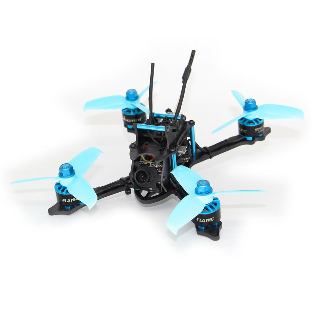 fpv-racing-drones HGLRC XJB-145 145mm F4 OSD Micro FPV Racing Drone BNF w/ Compatible Flysky A8S V2 Receiver AURORA HD FPV Camera RC1375220 2