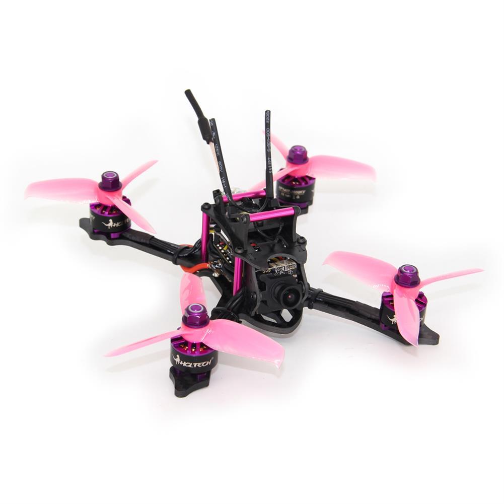 fpv-racing-drones HGLRC XJB-145 145mm F4 OSD Micro FPV Racing Drone BNF w/ Compatible Flysky A8S V2 Receiver AURORA HD FPV Camera RC1375220 4