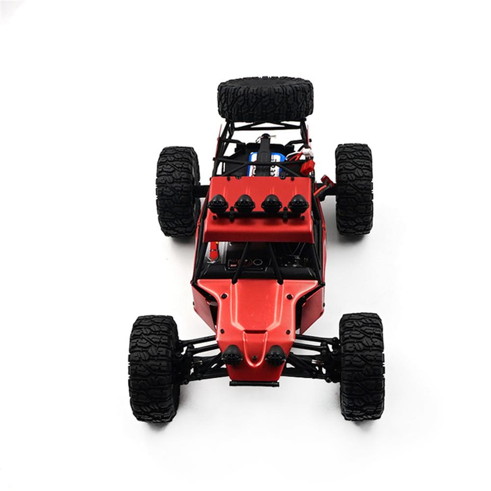 rc-cars Feiyue FY03H 1/12 2.4G 4WD Metal Body Desert Buggy Brush RC Car RC1375629 8