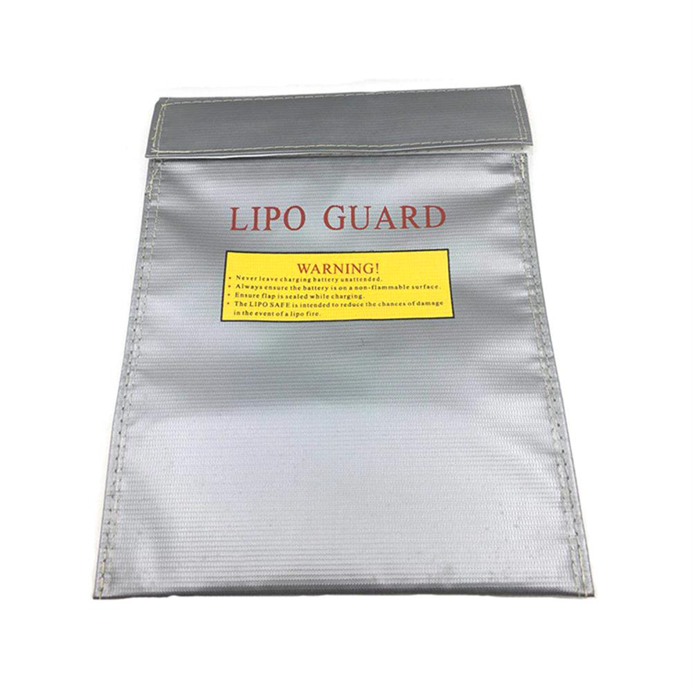 battery-charger Lipo Battery Safety Bag Fire Retardant Fireproof Explosion Proof Guard 30x23cm RC1375998