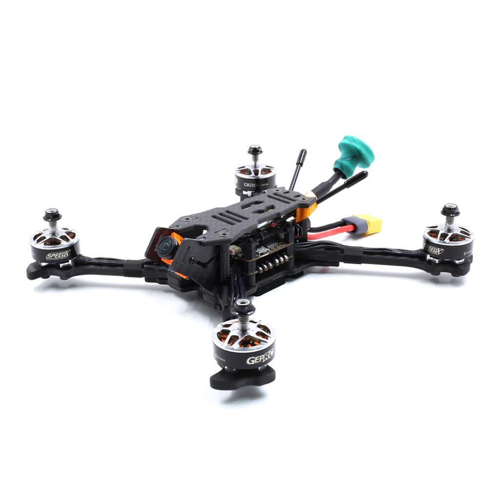fpv-racing-drones GEPRC Pika 220mm FPV Racing Drone PNP/BNF F4 40A BLHeli_S Dshot600 2-5S 5.8G 48CH 600mW VTX RC1376495 1