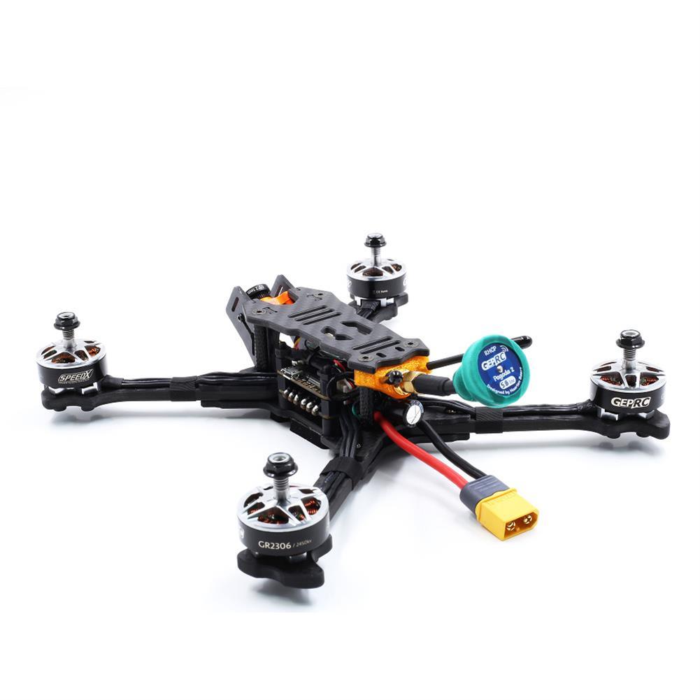 fpv-racing-drones GEPRC Pika 220mm FPV Racing Drone PNP/BNF F4 40A BLHeli_S Dshot600 2-5S 5.8G 48CH 600mW VTX RC1376495 2
