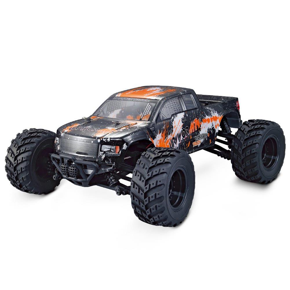 rc-cars HBX 12813 1/12 2.4G 4WD 33km/h Brushed Rc Car Big Foot Off-road Vehicle Model RTR Toy RC1376970