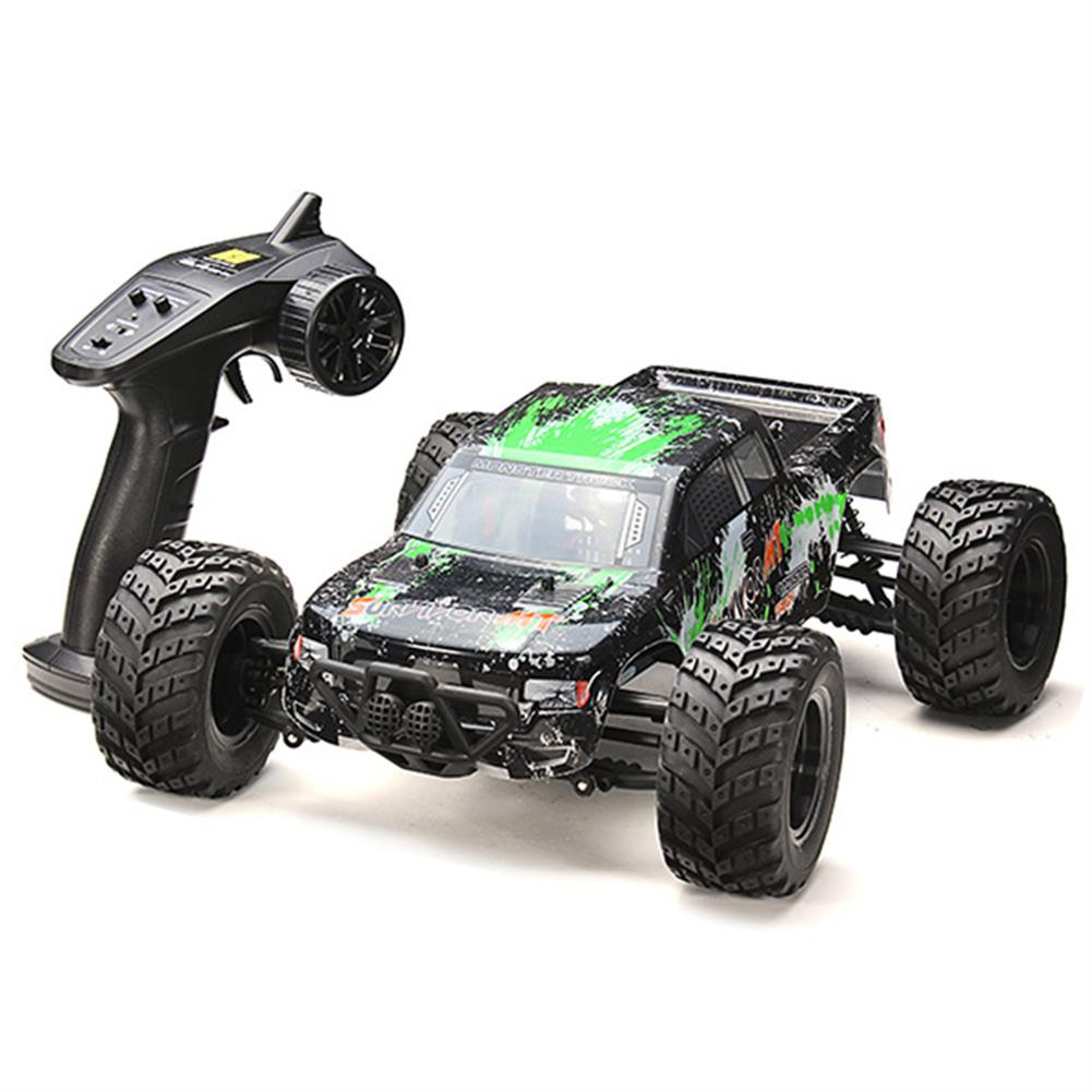 rc-cars HBX 12813 1/12 2.4G 4WD 33km/h Brushed Rc Car Big Foot Off-road Vehicle Model RTR Toy RC1376970 1
