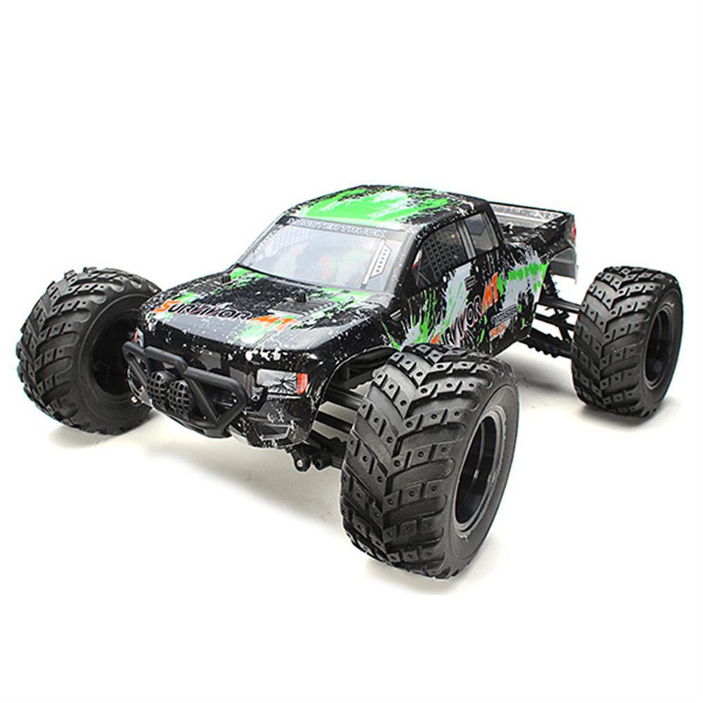 rc-cars HBX 12813 1/12 2.4G 4WD 33km/h Brushed Rc Car Big Foot Off-road Vehicle Model RTR Toy RC1376970 2