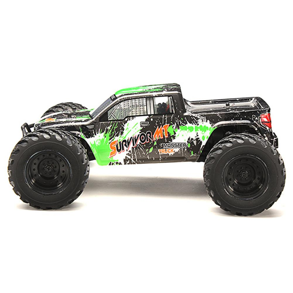 rc-cars HBX 12813 1/12 2.4G 4WD 33km/h Brushed Rc Car Big Foot Off-road Vehicle Model RTR Toy RC1376970 3