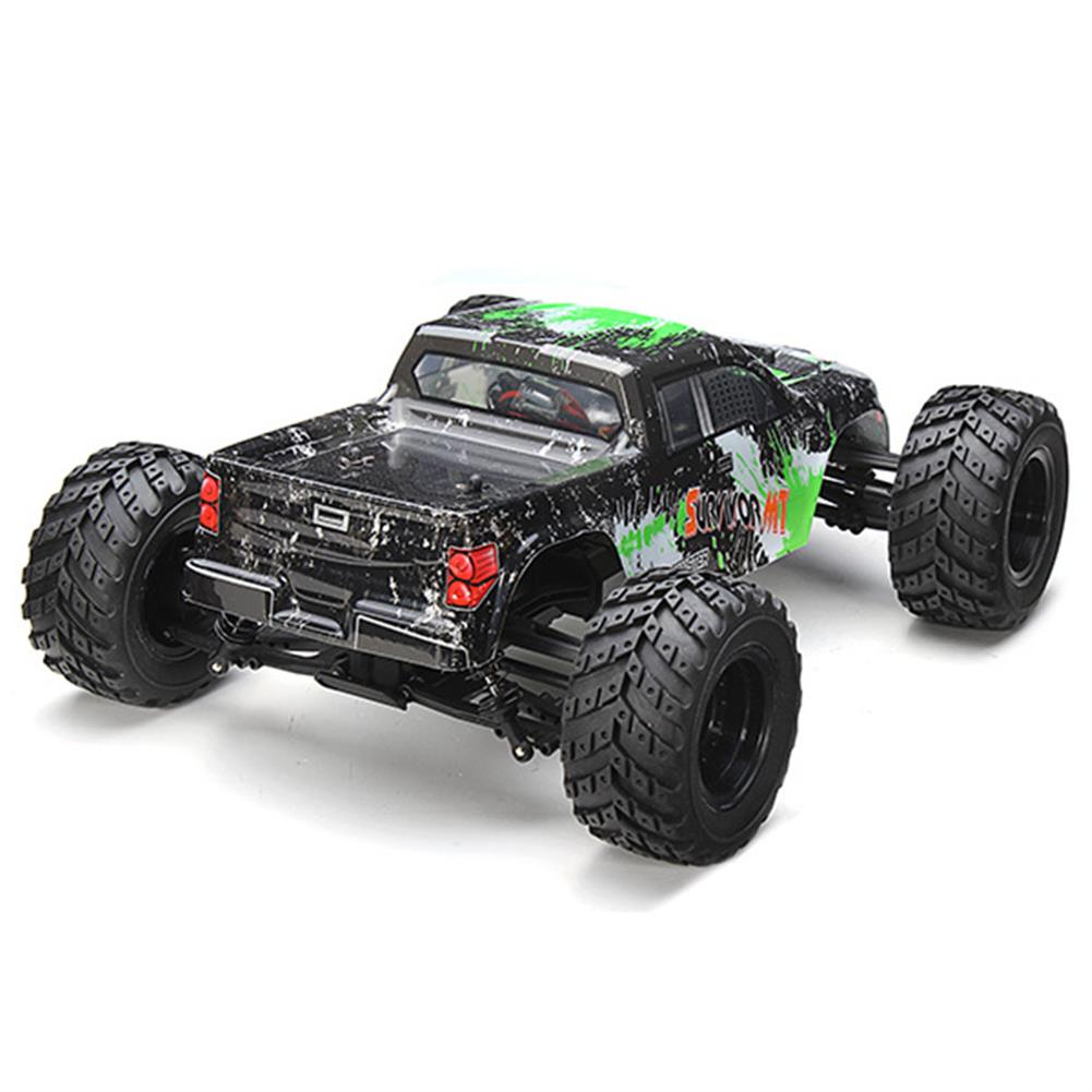 rc-cars HBX 12813 1/12 2.4G 4WD 33km/h Brushed Rc Car Big Foot Off-road Vehicle Model RTR Toy RC1376970 4