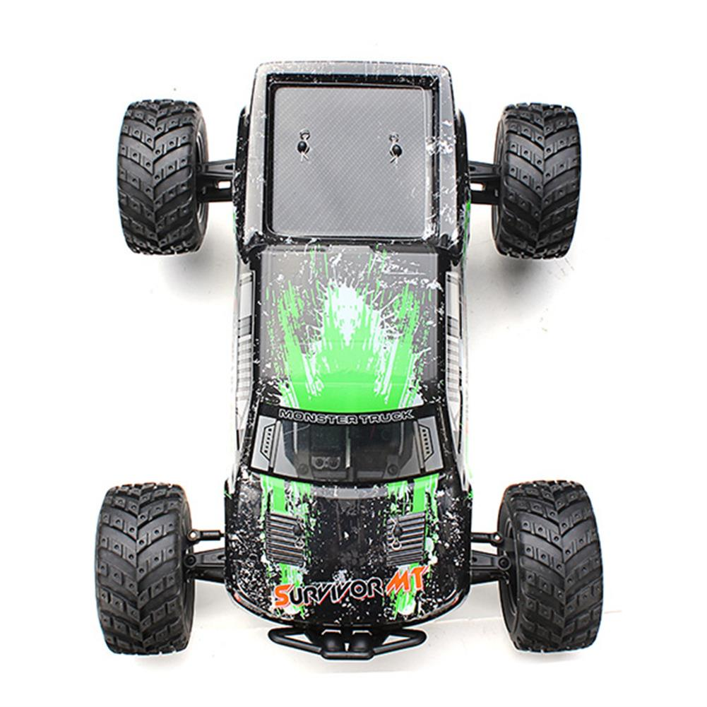 rc-cars HBX 12813 1/12 2.4G 4WD 33km/h Brushed Rc Car Big Foot Off-road Vehicle Model RTR Toy RC1376970 5