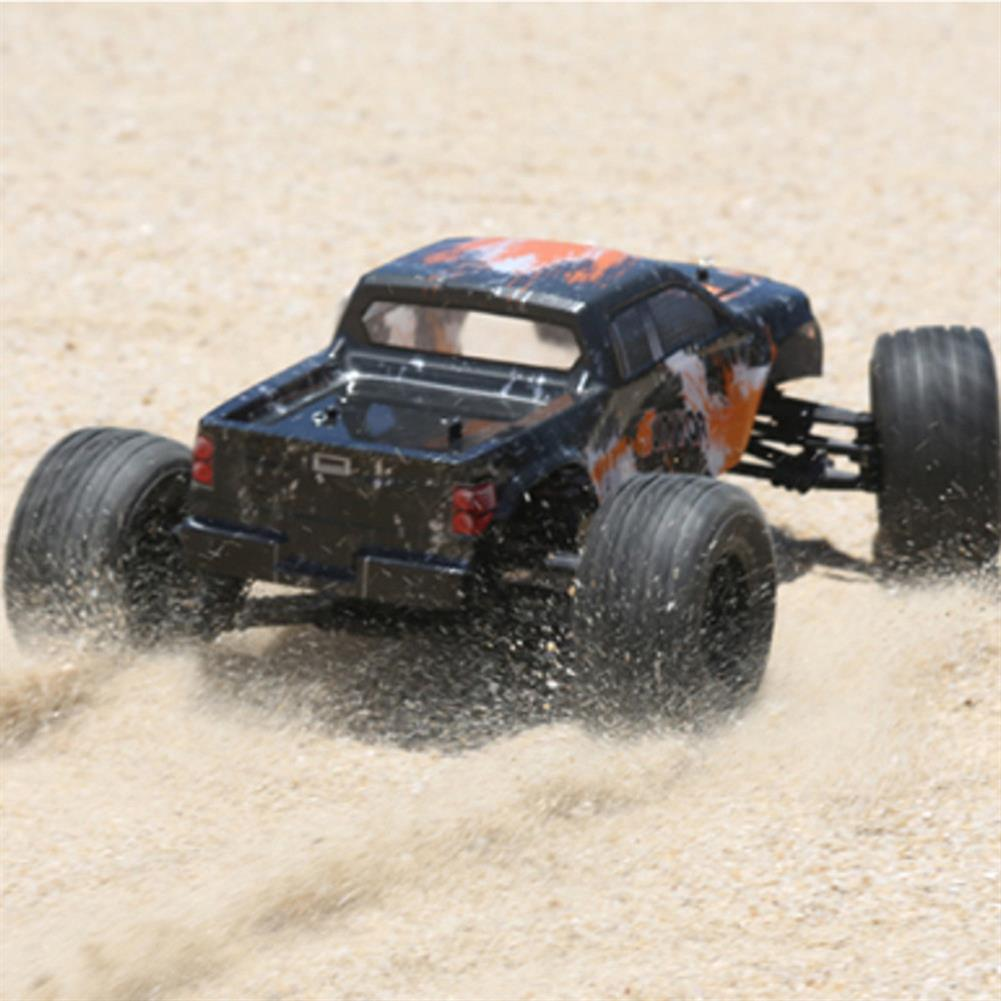 rc-cars HBX 12813 1/12 2.4G 4WD 33km/h Brushed Rc Car Big Foot Off-road Vehicle Model RTR Toy RC1376970 7