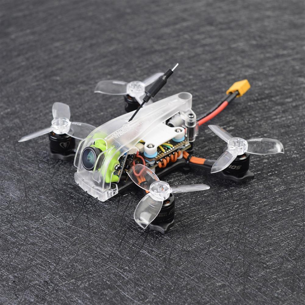 fpv-racing-drones Diatone 2019 GT R249 95mm 2 Inch 4S FPV Racing RC Drone PNP w/ F4 OSD 25A RunCam Micro Swift TX200U RC1377959